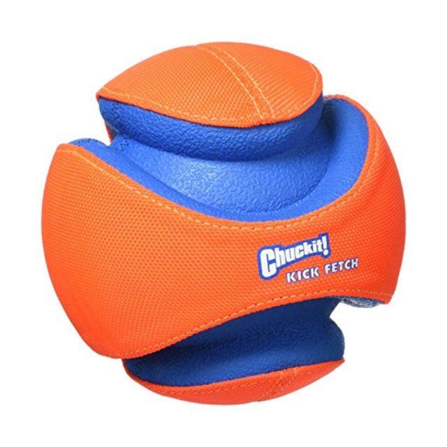 Chuckit! Kick Fetch Ball Dog Fetch Toy
