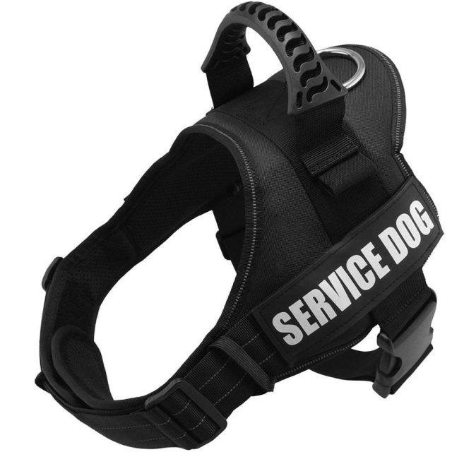 Fairwin Adjustable Harness Service Dog Vest