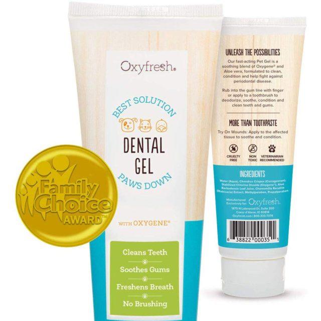 Oxyfresh Professional Formula Dog Toothpaste