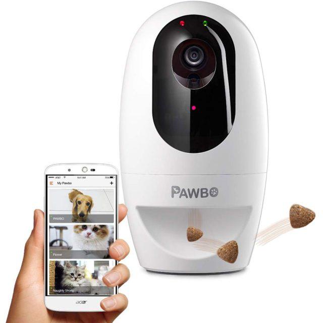 Pawbo Life Wi-Fi HD 2-Way Audio Dog Camera